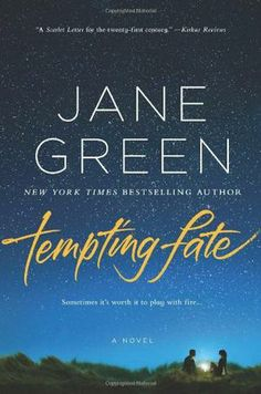 If you like Jennifer Weiner, Sophie Kinsella, and Anna Maxted check out this new book by Jane Green. Click for review.