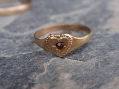 10k Ostby Barton Gold Ring Victorian OB by LuceesTreasureChest