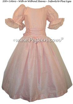 e8e2414404cc Clara Party Dress for Nutcracker Ballet - Part of the Nutcracker Collection  by Pegeen Style 706