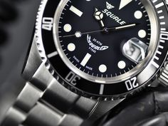 squale 20 atmos maxi y1545 men s style and watches pinterest