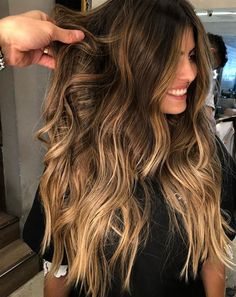 22 Stunning Balayage Hair Colors for Long Hair 2018