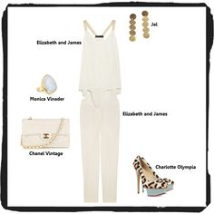 Outfit of the Day – All About Charlotte created by @The Closet Clause TCC