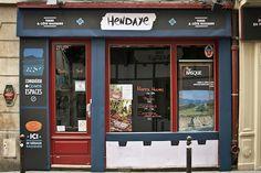 Habillage événementiel St Germain / Pays Basque par l'Agence Souple