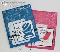 Stampin' Up! Colorful Seasons – Stamp With Amy K  Color Theory DSP Stack, Basic Black Solid Baker's Twine, Seasonal Layers Thinlits Die