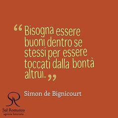 Simon de Bignicourt #aforismi