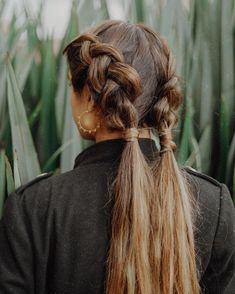 Bad Hair, Hair Day, Aesthetic Hair, Brown Aesthetic, Messy Hairstyles, Easy Long Hairstyles, Party Hairstyles For Long Hair, Halloween Hairstyles, Hairstyle Short