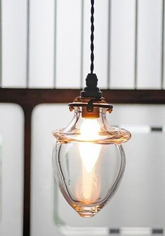 One of many pendant lamps I love.  Perhaps for the dining room?  Or a perfectly enclosed porch.  {via Remodelista}