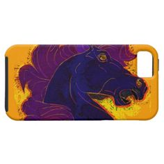 Horse Head, Animal-lover, Horse-lover Artwork iPhone 5 Covers
