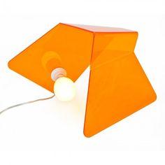 Lampada in plexiglass - Lampo