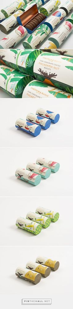 #packaging #design #package #box #biscuits #chocolate
