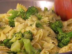 Get this all-star, easy-to-follow Farfalle with Broccoli recipe from Giada De Laurentiis