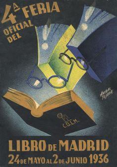 Feria del Libro de Madrid 1936: Anibal Tejada