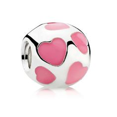 The Pandora Pink Love You Charm could be a gift for valentines day or just any day that you want to show someone that you love them so much.