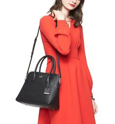 Kate Spade Cameron Street Margot Bag Black.  #classic  #daily