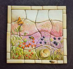 Honeycat Cookies: An Autumn Cookie Jigsaw or 'Cookiesaw'