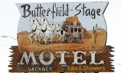 Butterfield Stage Motel   New Mexico