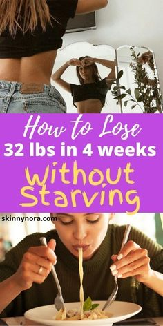 Best Weight Loss Diet - Advice from 40 Year Old Woman Who Lost 32 Pounds in 4 Weeks - Skinny Nora Lose Weight In A Week, Diet Plans To Lose Weight, Losing Weight Tips, Weight Loss Tips, How To Lose Weight Fast, Weight Loss For Women, Fast Weight Loss, Healthy Weight Loss, Fat Fast