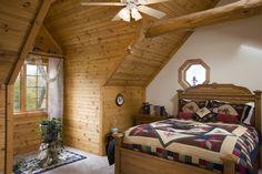 Log Home Photos | Fern Canyon Home Tour › Expedition Log Homes, LLC