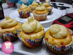 Ana Claudia na Cozinha: Cupcakes de Cachorro Quente