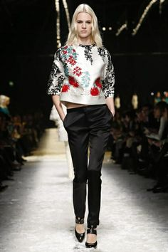 Blumarine Ready To Wear Fall Winter 2014 Milan - NOWFASHION