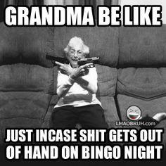 Redneck Grandma