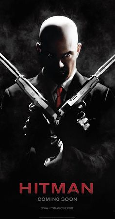 Directed by Xavier Gens.  With Timothy Olyphant, Dougray Scott, Olga Kurylenko, Robert Knepper. A gun-for-hire known only as Agent 47 hired by a group known only as 'The Organization' is ensnared in a political conspiracy, which finds him pursued by both Interpol and the Russian military as he treks across Russia and Eastern Europe.