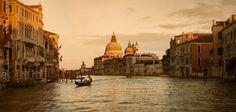 Das goldene Licht von Venedig von Christine Ellger