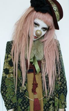 DIY Carneval Halloween I Karneval Fasching Kostüm