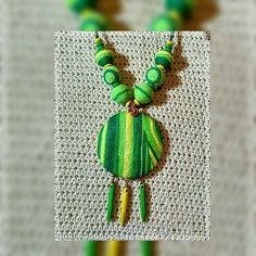 done... #uniquenecklace #handmadejewelry @sarahsechan