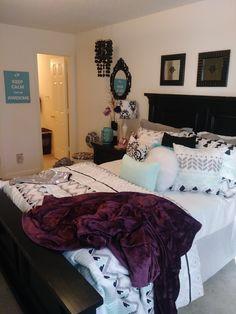 The Best 2019 Interior Design Trends - DIY Decoration Ideas Small Room Bedroom, Home Bedroom, Girls Bedroom, Bedroom Furniture, Bedroom Decor, Apartment Bedrooms, Apartment Ideas, Cute Bedroom Ideas, Pretty Bedroom