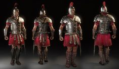 The tech of Crytek's Ryse: Son of Rome | fxguide