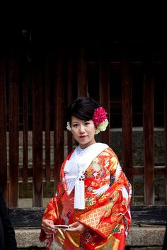 Traditional Bride - Kyoto, Japan