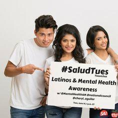#SaludTues Tweetchat 6/14/16, 12 pm CST