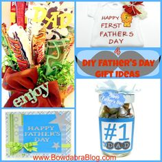 Fathers Day Gift Ideas from the Bowdabra Blog