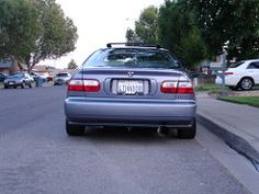 camber (Ms. Eh3) Tags: honda civic 1995 coupe hondacivic ej1 hgm