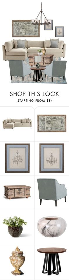 Untitled #973 by angela-vitello on Polyvore featuring interior, interiors, interior design, home, home decor, interior decorating, Home Decorators Collection, Madison Park, Pottery Barn and artless