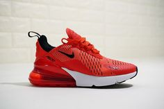 new arrival c9f99 1cc99 Men s Nike Air Max 270 Habanero Red 943345-600