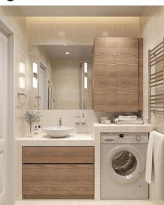 """5,899 Beğenme, 22 Yorum - Instagram'da Duzeniseviyorum (@duzeni_seviyorum): """"Kucuk bir banyo ama Harika değerlendirilmiş . . Sayfa Öner'im @evimerol_mobilya . . .…"""""""