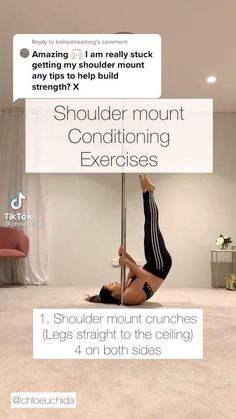 Pole Dancing Quotes, Pole Dancing Fitness, Pole Fitness, Pole Dance Moves, Dance Tips, Pole Classes, Pole Sport, Pole Tricks, Conditioning Workouts