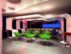 Diseño Interior @Proyectil Design #EspaciosFelices  Render 3dmax