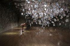 Verdenskendt japansk kunstner Chiharu Shiota indsamler 3000 takkebreve til gigantisk kunstinstallation på KØS Kunstværket afsløres marts 2016