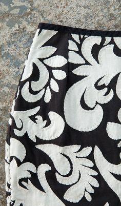 Alabama Chanin - Aurora Pencil Skirt
