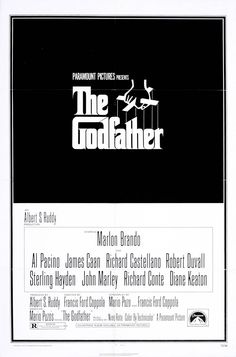 Movie Poster - The Godfather (1972)