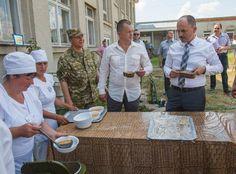 11 червня табір вишколу відвідав голова Закарпатської ОДА Василь Губаль