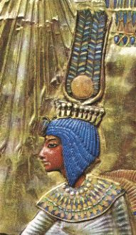 Queen ankhesenamun - King Tut's only known wife