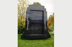 Black Private Mausoleum # 05054