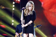 #Taeyeon #leader #SNSD #live