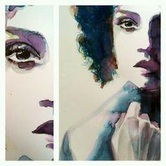 @HodayaLouis #watercolour #fashionillustration https://twitter.com/HodayaLouis