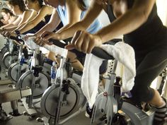 Spinning, my favorite work out!