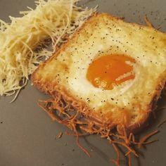 Απλούστατο, γρήγορο και τέλειο! Αυγουλάκι σε ψωμί του τοστ, ιδανικό για πρωινό.  #cookpadgreece #eggs #breakfast #πρωινό #αυγά #συνταγές New Recipes, Recipies, Tasty, Yummy Food, Yams, Avocado Egg, Sandwiches, Brunch, Snacks